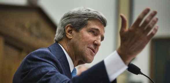 Kerry'den Hamas'a Suçlama
