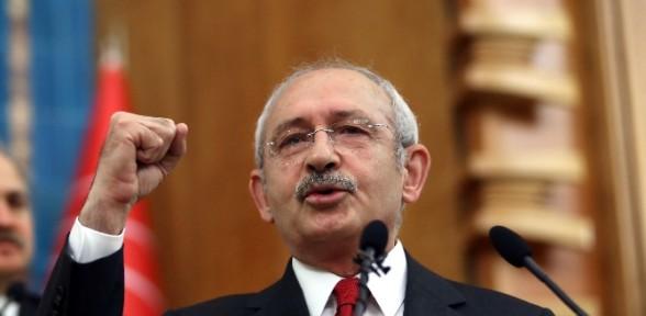 Kılıçdaroğlu'na göre 'aciz ülke' görünümü sergilendi