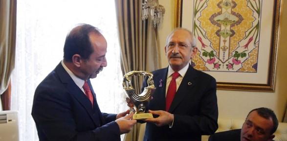 Kılıçdaroğlu'na Yöresel Hediyeler
