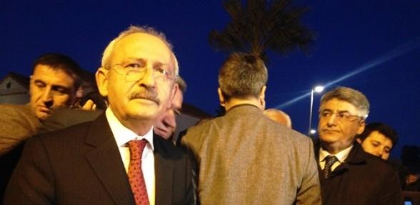 Kılıçdaroğlu'ndan Çakıroğlu'nun ailesine başsağlığı