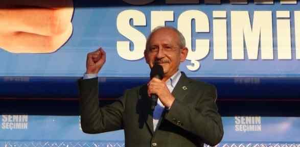 Kılıçdaroğlu'ndan Cumhurbaşkanı Tarifleri