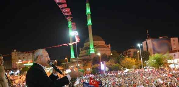 Kılıçdaroğlu'nun Cumhurbaşkanı Tarifleri Sürüyor