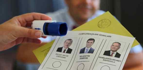 Kktc'deki Türkiye Vatandaşları Da Sandık Başında