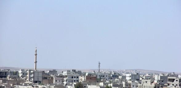Kobani'de sessizlik sürüyor