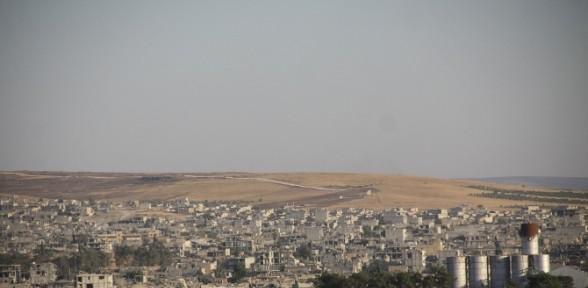 Kobani'de son durum