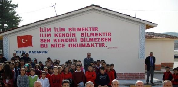 Köy Okulunda Sıra Dışı Uygulama