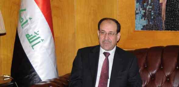 Maliki'den Sert çıkış