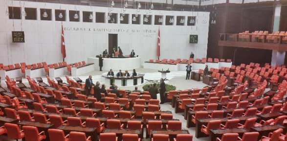 Meclis Olağanüstü Toplanacak