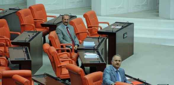 Meclis'te Büyük şok !