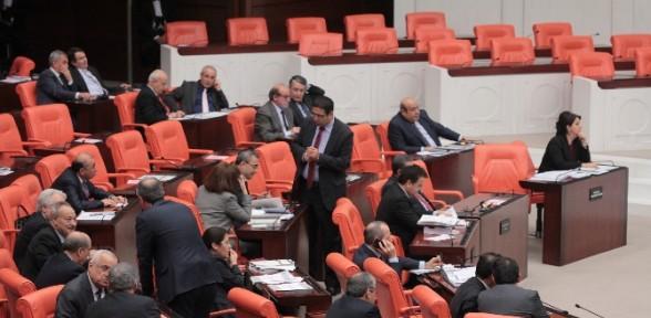 Meclis'te ''toprak kaybı'' tartışması