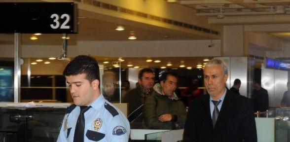 Mehmet Ali Ağca İstanbul'a Getirildi