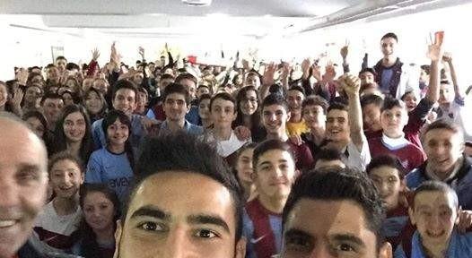 Mehmet Ekici Ve Özer Hurmacı'dan Anlamlı Ziyaret