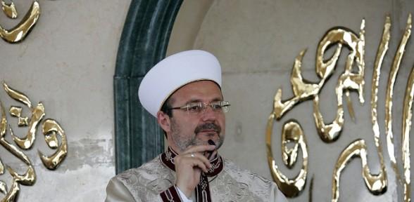 Mehmet Görmez'den Yeni Müftülere çağrı