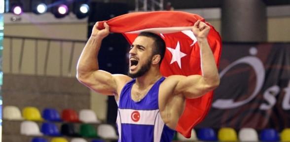 Milli güreşçimiz Avrupa Şampiyonu