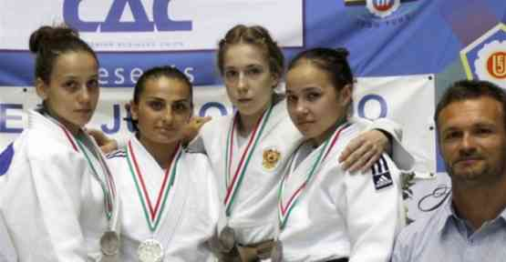 Milli Judocular Avrupa