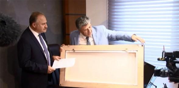 Mustafa Balbay odası için 'böcek tutanağı' tutturdu