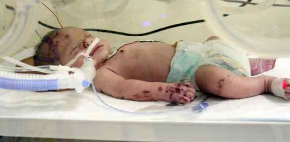 O Anne Tutuklandı, Bebek Hayatını Kaybetti