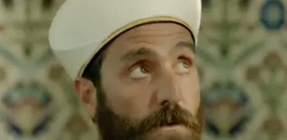 O Dizideki ''imam'' Tiplemesine Sert Tepki !