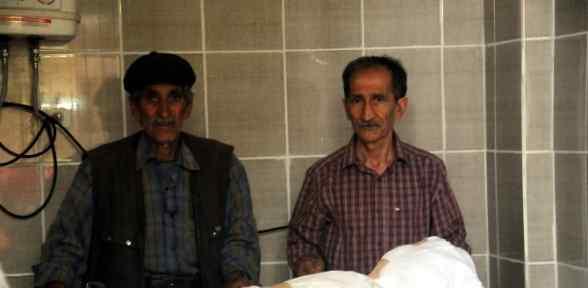 Ölen Oğlunu Sivas'tan Iğdır'a Kucağında Taşıdı