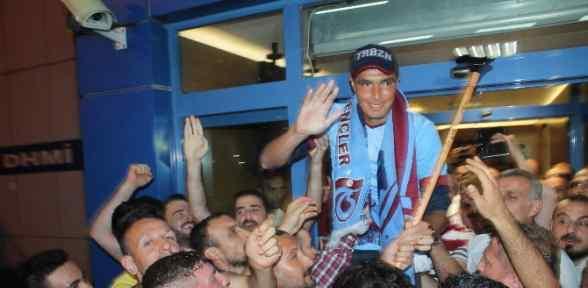 Oscar Trabzonspor'da