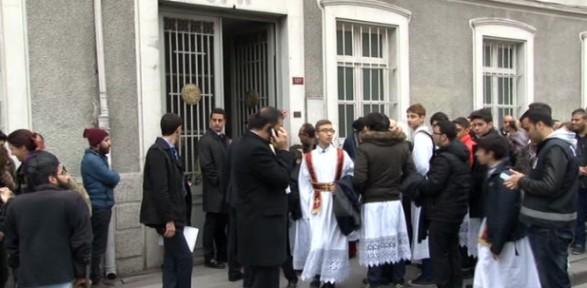 Papa Vatikan Temsilciliğinde