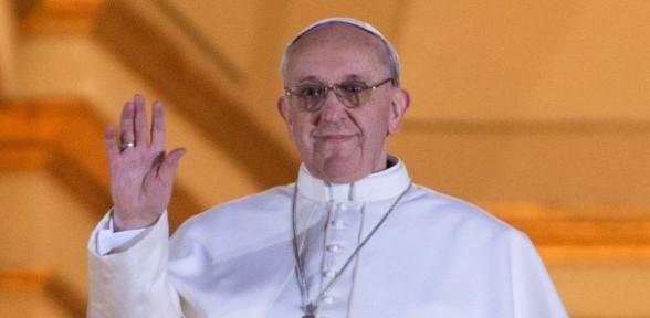 Papa Yola çıktı