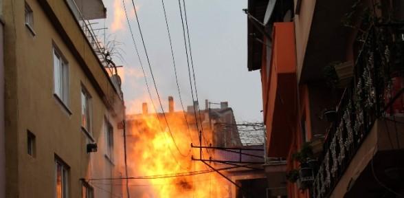 Patlamanın mağdurları ikinci kez yandı