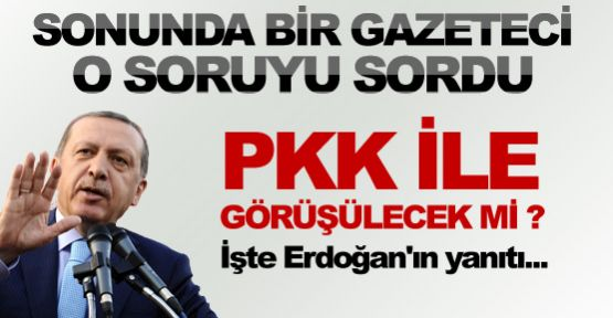 PKK ile görüşülecek mi ?