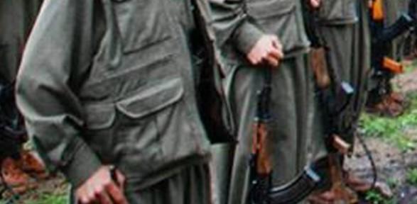 PKK kampından kaçtı ve...