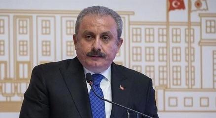 TBMM Başkanı Şentop, KKTC Cumhurbaşkanı seçilen Tatarı tebrik etti