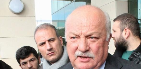 Sadri Şener Hakim Karşısına çıktı