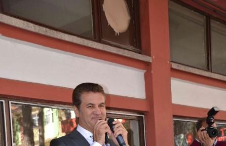Sarıgül Ağaç Kesen Chp'li Başkanı Kınadı