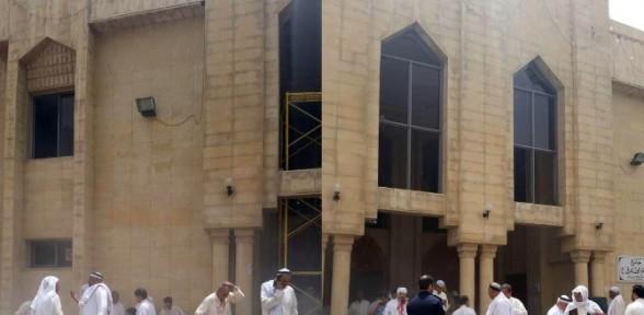 Şii camisine bombalı saldırı: 5 ölü !