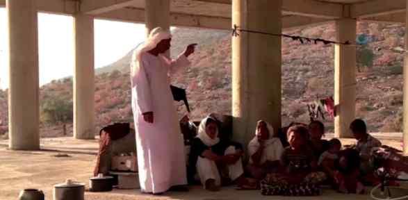 Sincar'da Kaçanlar Duhok'ta Inşaatlarda Yaşıyor