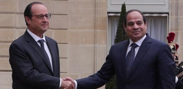 Sisi'yi Kabul Etti