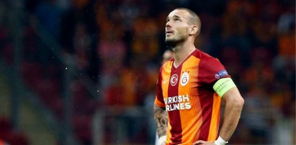 Sneijder'in 30 milyon Euro'luk büyük düşüşü