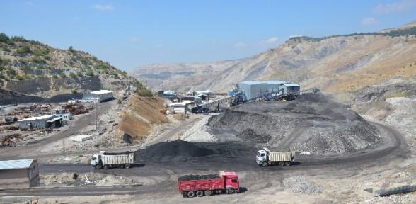Soma'daki Maden Ocağında Yangın