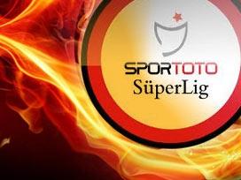 Süper Lig'de 4 haftanın programı