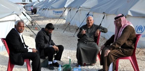 Suriyeliler Yeni Yıldan Umutlu