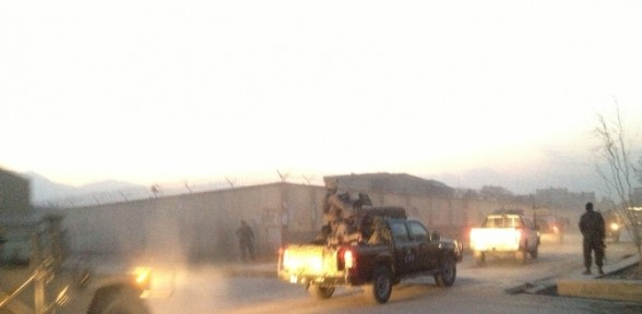 Taliban Bir Yardım Kuruluşuna Daha Saldırdı