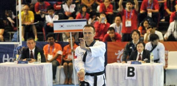 Teakwondoda Altın Geldi