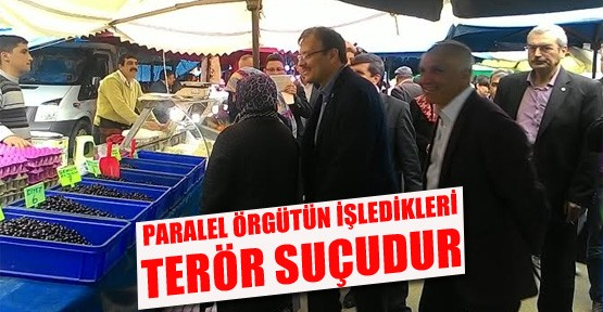 Terör Suçudur