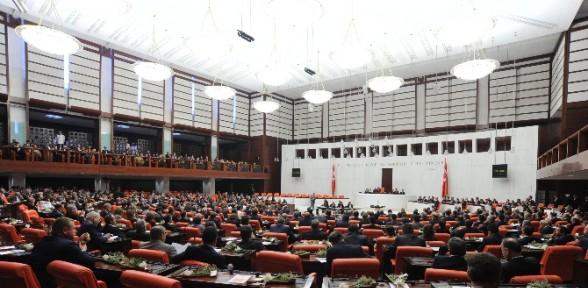 Tezkereler Meclis'e Geliyor