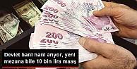 10 bin lira maaşla eleman araıyorlar!