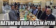 Batum#039;da Kardeşlik İftarı