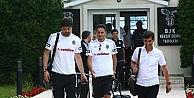 Beşiktaş, Almanyaya gitti