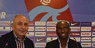 Trabzonspor muradına erdi