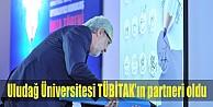 Uludağ Üniversitesi Tto, TÜBİTAKın Partneri Oldu