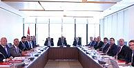 Yeni TFF Yönetimi ilk kez toplandı