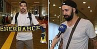 Yeni transferler İstanbulda